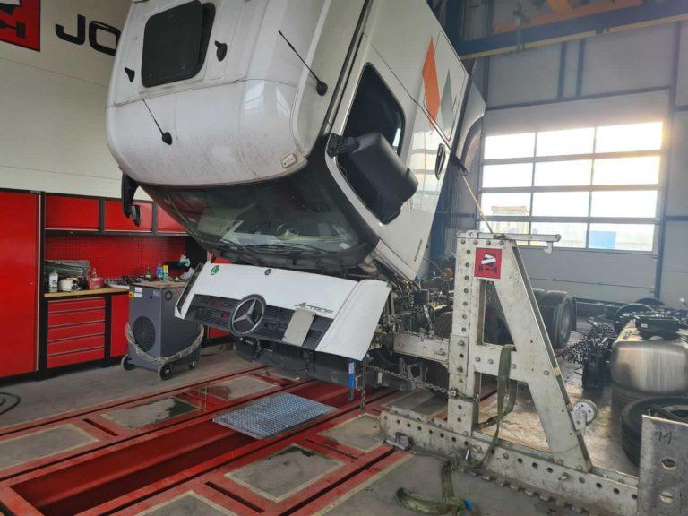 prostowanie ram truck service 11