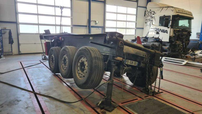 prostowanie ram truck service 14