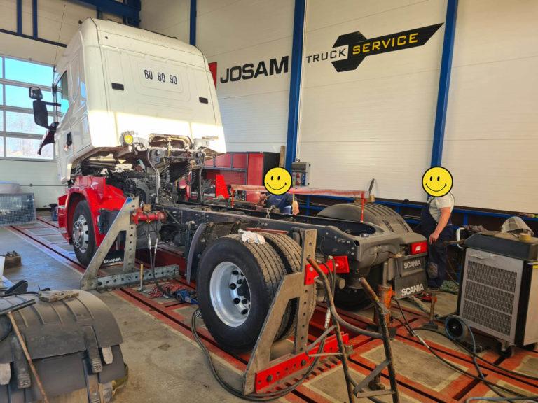 prostowanie ram truck service 3