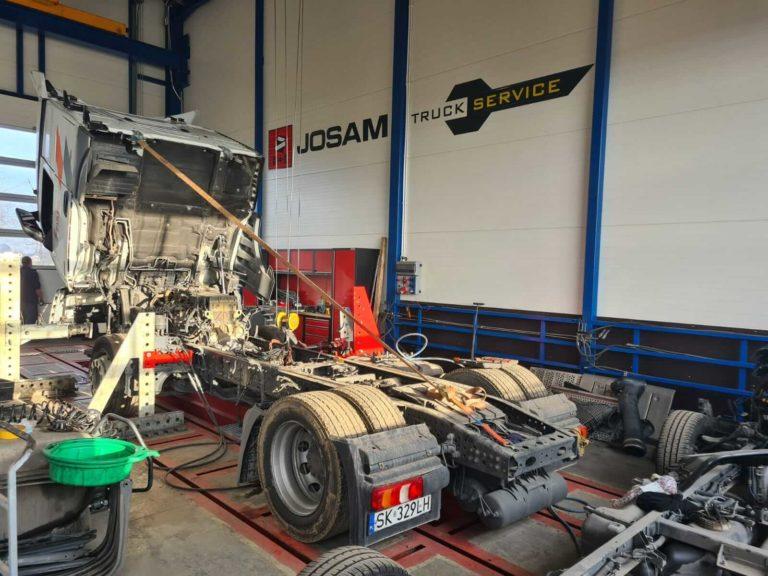 prostowanie ram truck service 9