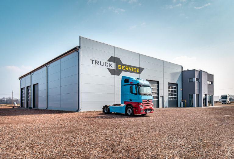 truck service firma 9