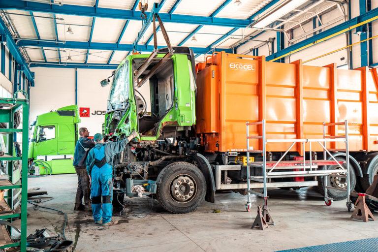 truck service naprawy powypadkowe 2